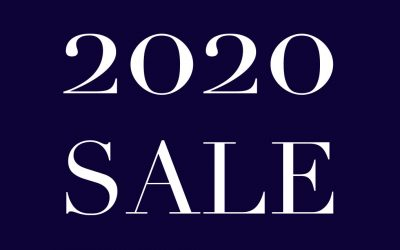New Year's Sale 2020